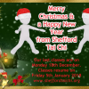 Thumbnail image for Classes and Merry Christmas