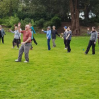 Thumbnail image for Tai Chi in the Swiss Garden at Shuttleworth