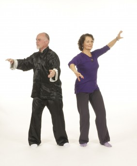 Ian Deavin and Judy Hammond, Tai Chi and Alexander Technique