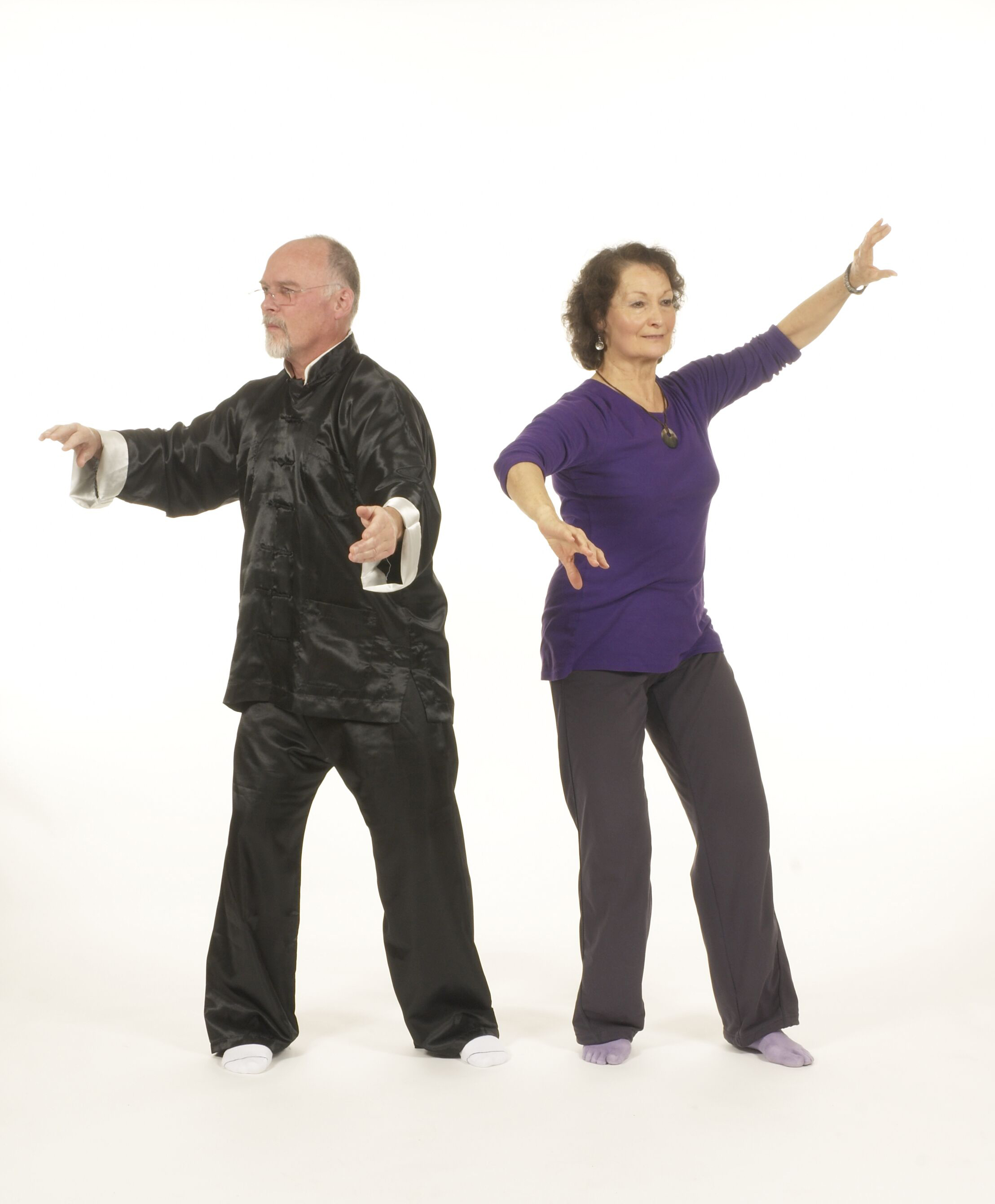 Ian Deavin and Judy Hammond - Tai Chi and Alexander Technique