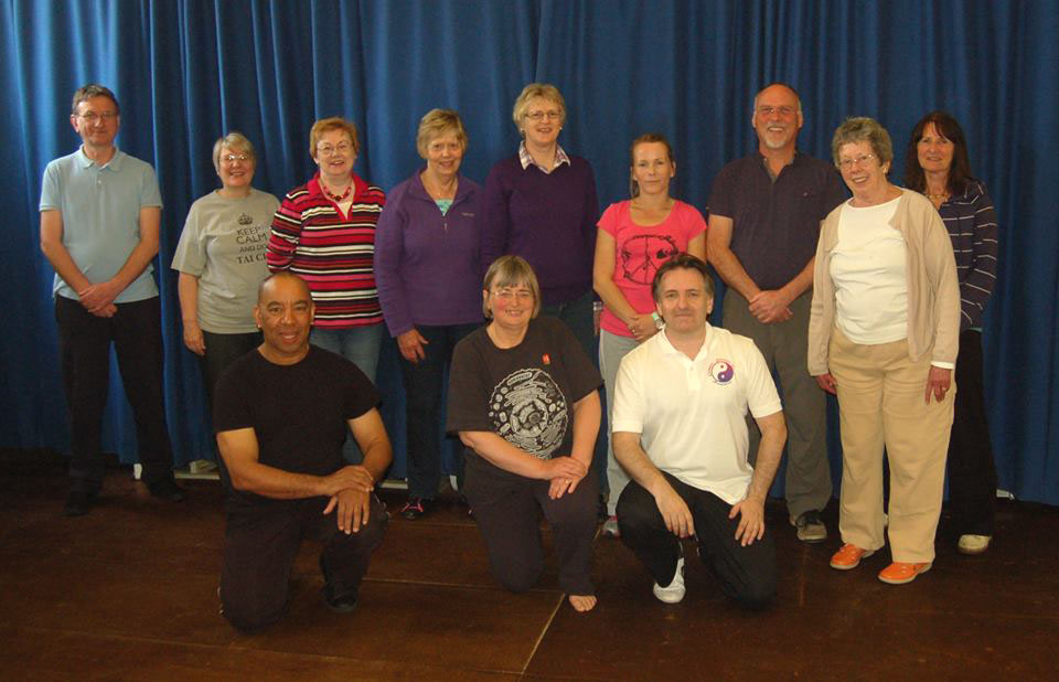 World Tai Chi Day seminar at Shefford Tai Chi