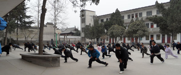 My trip to the home of Tai Chi