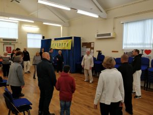 Shefford Tai Chi demonstration