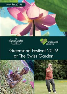 Greensand Festival 2019 at The Swiss Garden